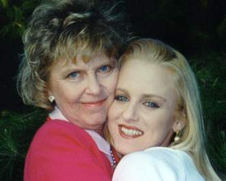 sarah and her mom